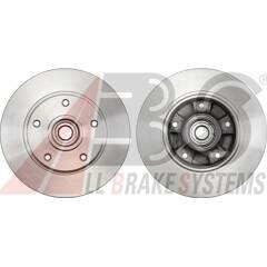 Brake disc (sold individually) A.B.S. - 18140C