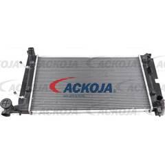 Radiator, engine cooling ACKOJA - A70-60-0001