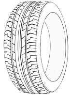 Pneu RIKEN Road Performance 175/70R13 82T - RIK-4703970