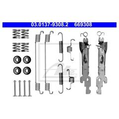 Accessory Kit, brake shoes ATE - 03.0137-9308.2