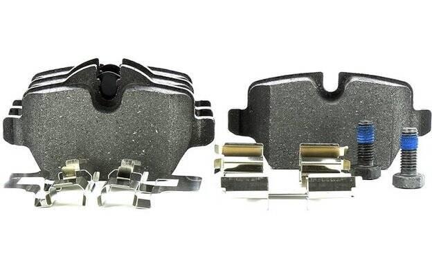 1 jeu plaquettes de freins Plaquettes de frein UAT 13.0460-2823.2//13.0460-2820.2 Arrière