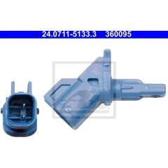 Sensor, wheel speed ATE - 24.0711-5133.3