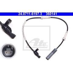 Sensor, wheel speed ATE - 24.0711-6197.3