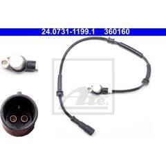 Sensor, wheel speed ATE - 24.0731-1199.1