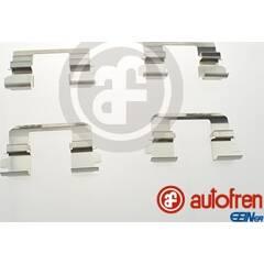 Accessory Kit- disc brake pads AUTOFREN SEINSA - D42792A