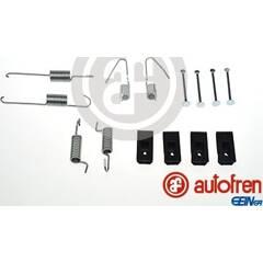 Accessory Kit, parking brake shoes AUTOFREN SEINSA - D3995A