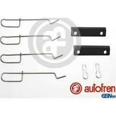 Kit d'accessoires (plaquette de frein) AUTOFREN SEINSA - D42386A