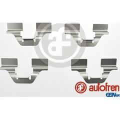 Kit d'accessoires (plaquette de frein) AUTOFREN SEINSA - D42684A