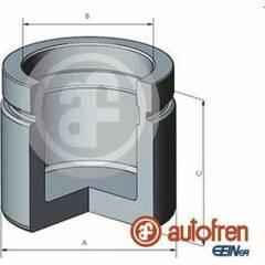 Piston (étrier de frein) AUTOFREN SEINSA - D025487