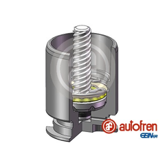 Piston (étrier de frein) AUTOFREN SEINSA - D02554RK