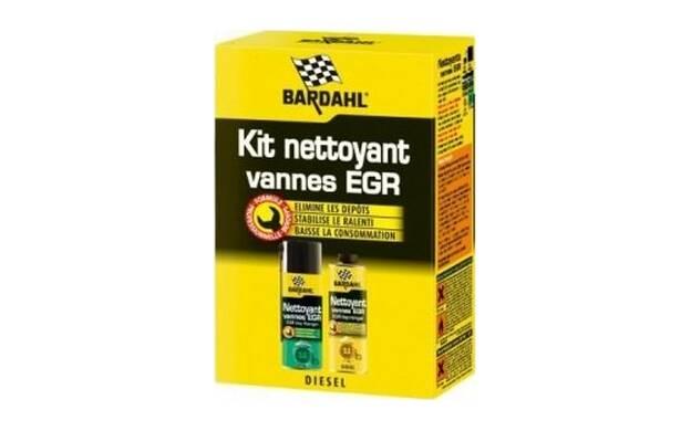 Kit nettoyant vannes EGR
