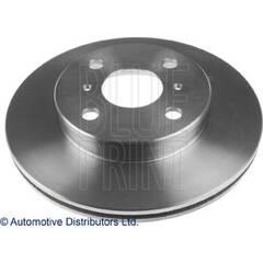 Brake disc set (2) BLUE PRINT - ADT34399