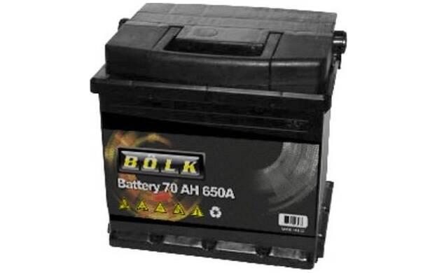 Batterie de démarrage 70ah / 640A