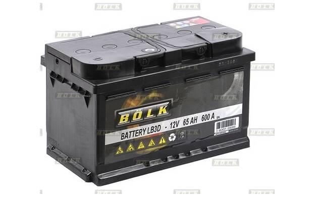 Batterie de démarrage 70ah / 600A
