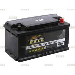 Batterie de démarrage 80ah / 720A BOLK - BOL-E051056