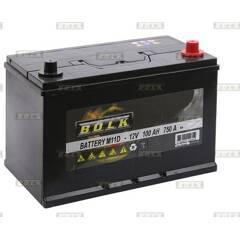 Batterie de démarrage 100ah / 750A BOLK - BOL-E051066