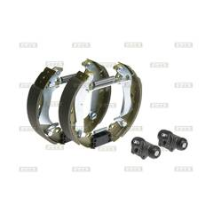 Brake Set, drum brakes BOLK - BOL-12104