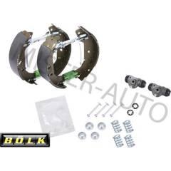 Brake Set, drum brakes BOLK - BOL-12204