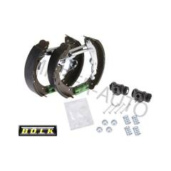 Brake Set, drum brakes BOLK - BOL-12356
