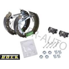 Brake Set, drum brakes BOLK - BOL-12362