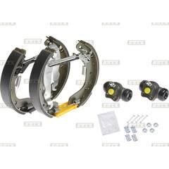 Brake Set, drum brakes BOLK - BOL-C121074
