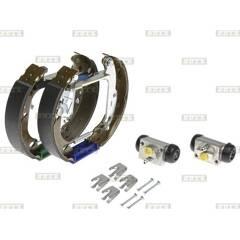 Brake Set, drum brakes BOLK - BOL-C121080