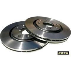 Jeu de 2 disques de frein BOLK - BOL-D011647