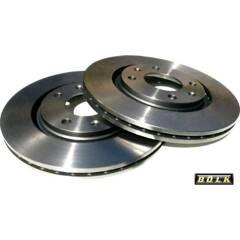 Jeu de 2 disques de frein BOLK - BOL-D011661