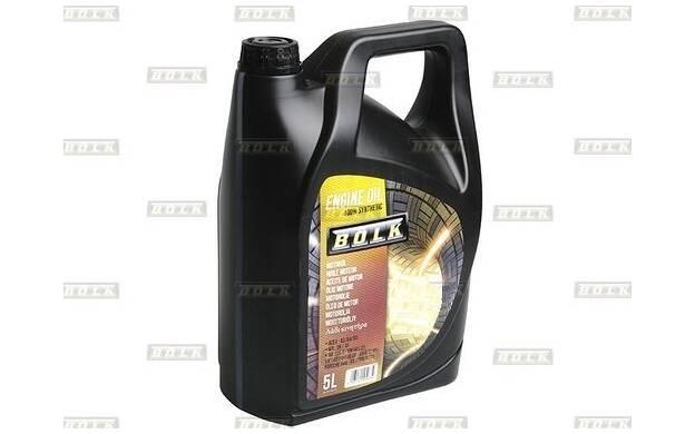 Engine Oil BOLK 5w30 C3 - 5 Liters