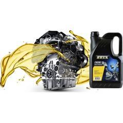 Engine Oil BOLK 5W40 C3 - 5 Liters BOLK - BOL-D091020