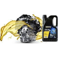 Engine Oil BOLK 10W60 - 5 Liters BOLK - BOL-G071072