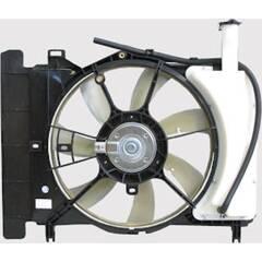 Radiator Fan BOLK - BOL-C021543