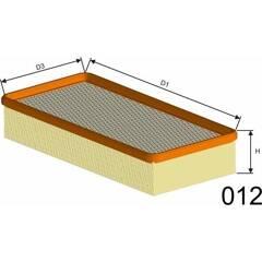 Filtre à air BOLK - BOL-B031018