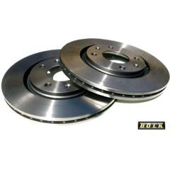 Brake disc set (2) BOLK - BOL-D011573