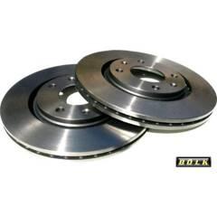Brake disc (sold individually) BOLK - BOL-E031014