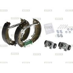 Kit de freins arrière (prémontés) BOLK - BOL-12090