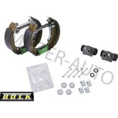 Kit de freins arrière (prémontés) BOLK - BOL-12182