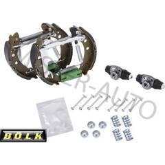 Kit de freins arrière (prémontés) BOLK - BOL-6000