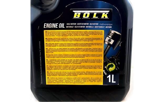 Motorolie BOLK 10W40 - 1 Liter