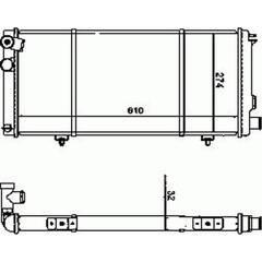 Radiateur BOLK - 17085010