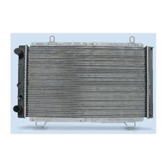 Radiator, engine cooling BOLK - BOL-C012315