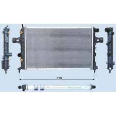Radiator, engine cooling BOLK - BOL-D011126