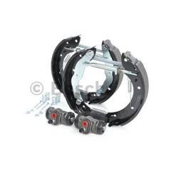 Brake Set, drum brakes BOSCH - 0 204 114 631