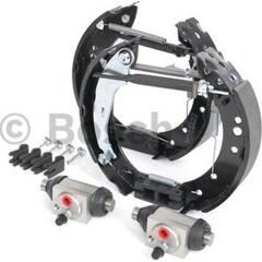 Brake Set, drum brakes BOSCH - 0 204 114 665