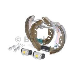 Brake Set, drum brakes BOSCH - 0 204 114 669