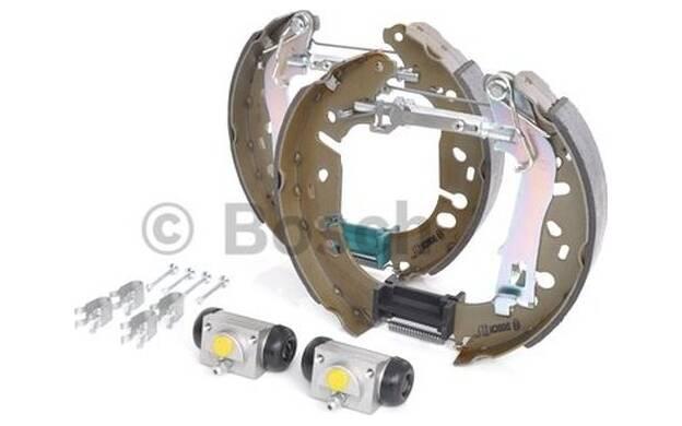 Brake Set, drum brakes