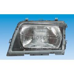 Headlight BOSCH - 1 307 022 011