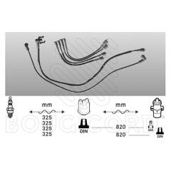 Ignition Cable Kit BOUGICORD - 2451
