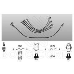 Ignition Cable Kit BOUGICORD - 4404