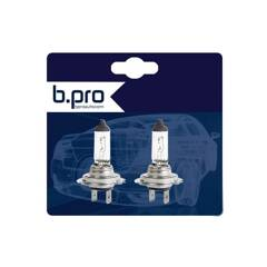 Set of 2 bulbs H7 Long-range +120% BPROAUTO - PRO-0618003
